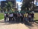 Alunos do Curso Técnico em Meio Ambiente visitam a destilaria Tabu em Caaporã/PB
