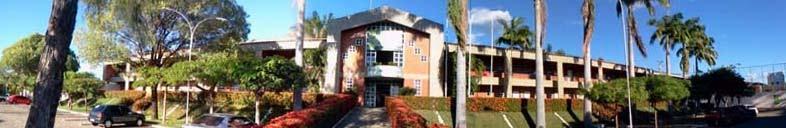 Campus Cajazeiras - Panoramica