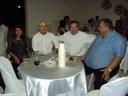 Servidores ao lado do Diretor do Campus Sousa Francisco Cicupira