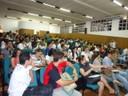 Participação de alunos e professores