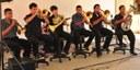 Orquestra de Metais Tom da Terra se apresenta no Palco IFPB