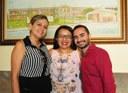 Professora e Tutor do Campus Cajazeiras são 1º lugar em mestrados