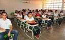 Novos alunos são recepcionados no Campus Cajazeiras