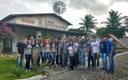 Alunos do Campus Cajazeiras visitam Casa Ecoeficiente
