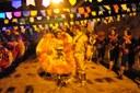 Arrasta-pé e animação marcam festa junina do Campus Cajazeiras
