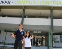 O sonho do intercâmbio fora do país mais próximo de dois jovens do campus Campina