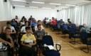 Representante da Energisa ministrou palestra no Campus João Pessoa