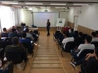 Campus JP iniciou curso do Cisco Network Academy Program