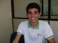 Aluno do IFPB é um dos 45 estudantes selecionados no Programa Jovens Embaixadores