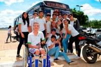 Campus Monteiro participa do projeto FETRAN