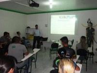 IFPB Campus Patos realiza palestra no ITEC