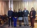 Professora de Picuí é laureada em defesa de tese na Espanha
