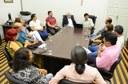 Secretário Marcelo Feres se reúne com sindicalistas do IFPB e TAs