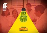 SiSU: IFPB prorroga prazo para manifestação de interesse em matrícula