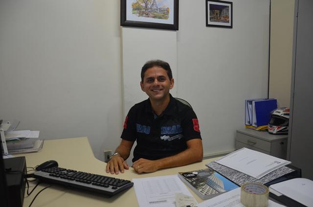 IFPB tem novo diretor de Pós-Graduação