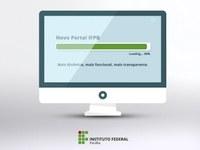 Novo site do IFPB será lançado com um Portal da Transparência
