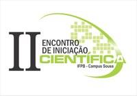 Abertas as inscrições para o II Encontro de Iniciação Científica e I Encontro de Pesquisadores do IFPB/Campus Sousa