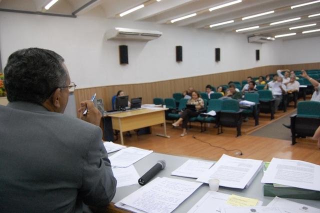 Adiada 11ª Reunião Ordinária do Conselho Superior do IFPB