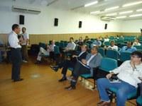 Auditores da CGU realizam palestra no IFPB