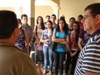 Aula inaugural do Núcleo Avançado de Guarabira