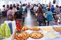 Café da manhã marca as comemorações dos 102 anos do campus da capital