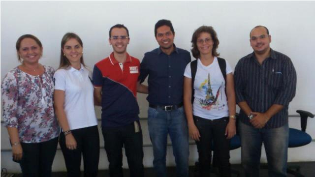 Campus Campina tem Ramo Estudantil do IEEE