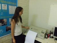 Compec aplica prova em Braille no PSCT