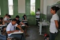 Candidatos avaliam provas do PSCT 2013