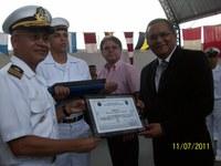 Capitania dos Portos presta homenagem a civis e militares