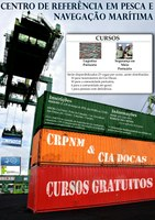 Centro de Referência em Pesca e Navegação Marítima abre inscrições para cursos de extensão na área portuária