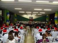 Clima de confraternização marca o 5º Natal Solidário no IFPB