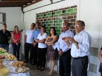 Confraternização marca as comemorações dos 15 anos da FUNETEC