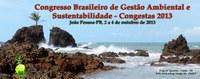 Congresso discute a partir desta quarta-feira (2) a Gestão Ambiental e Sustentabilidade no país