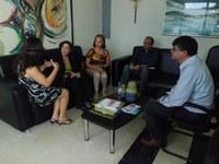 Consulado dos EUA estuda formas de parcerias com o IFPB