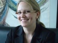 Consulesa Heidi Arola visita IFPB