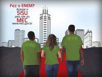 Sisu convoca 593 candidatos em segunda chamada para o IFPB