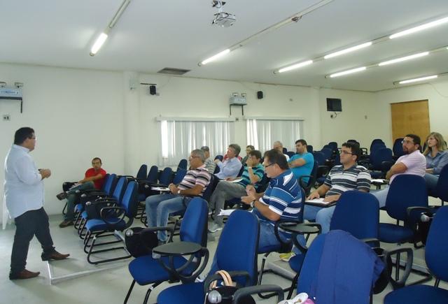 Coordenação Geral do Pronatec se reúne com equipe do Campus JP
