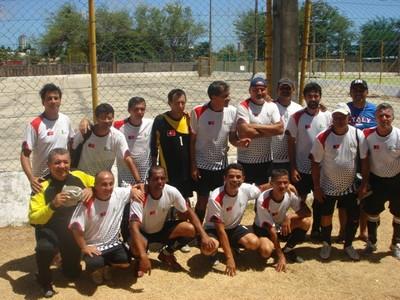 Equipe de futebol