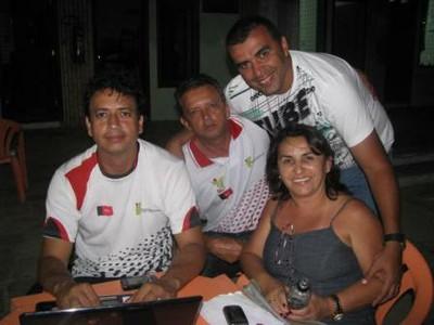 foto dos participantes