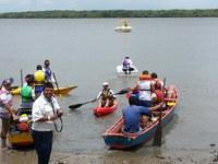 CRPNM participa de regata em comemoração aos 45 anos dos Escoteiros do Mar da Paraíba