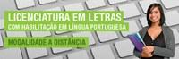 Licenciatura em Letras EaD, em Língua Portuguesa, terá Semana de Ambientação no AVA