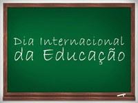 Dia Internacional da Educação é nessa quinta