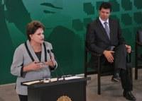 Dilma anuncia criação de universidades e unidades de institutos federais