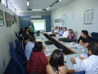 Diretoria de Educação a Distância realiza reunião com Diretores de Administração dos Campi