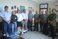 Dirigentes do IFPB se reúnem com Capitania dos Portos