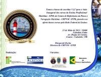 Divulgado resultado final do Processo Seletivo para o Ensino Profissional Marítimo