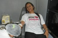 Doação de sangue movimenta servidores e alunos no IFPB
