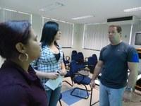 DTI realiza treinamento de mais um módulo do SUAP