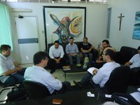 Empresa multinacional visita o IFPB