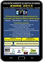 ENDE 2013 vai discutir a prática pedagógica e as novas tecnologias